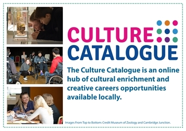 Culture Catalogue goes live!