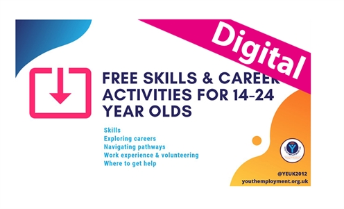 Youth Employment Uk Skills Careers Activities
