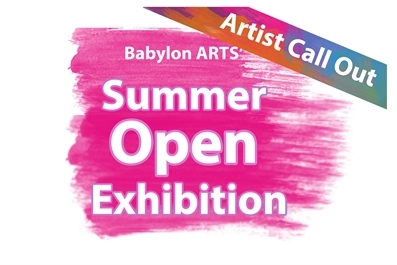Artist Call for our 'Summer Open 2020'