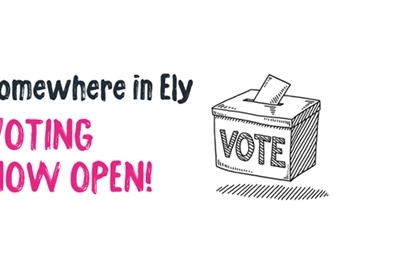 Vote for the creative ideas you want to see happen in Ely