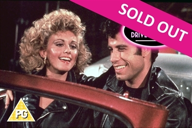 Grease (PG) at Ely Drive-In Cinema