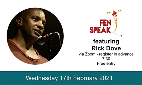Fen Speak - Online Via Zoom