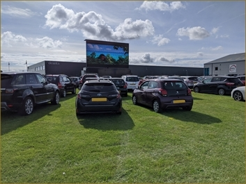 Drive-in Rescheduled to 6th June