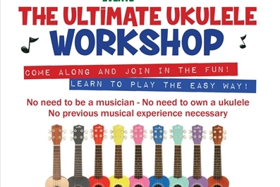 Arts Alive in Libraries: The Ultimate Ukulele Workshop - Whittlesey