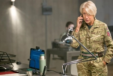 Ely Cinema : Eye In The Sky (15) tickets on the door from 7pm