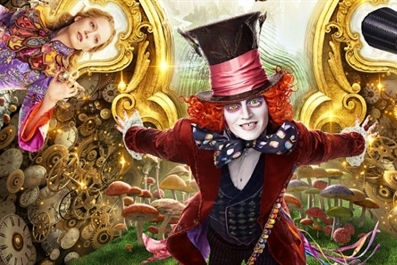 Ely Cinema : Alice Through The Looking Glass (PG)