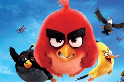Ely Cinema: Angry Birds (U) tickets on the door from 2.30pm