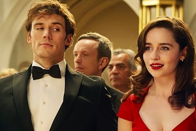 Ely Cinema: Me Before You (12A) tickets on the door from 7pm