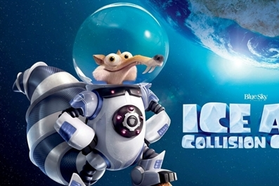 Ely Cinema: Ice Age 5 Collision Course (U) tickets on sale on the door