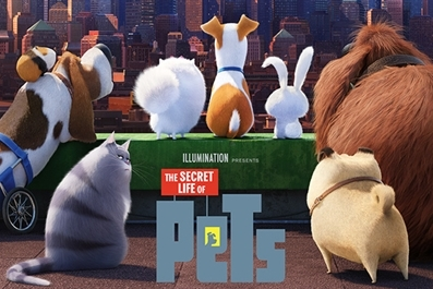 ELY PICNIC CINEMA: Secret Life Of Pets (PG) SOLD OUT!