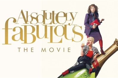 Ely Cinema: Absolutely Fabulous (15) Tickets on the door