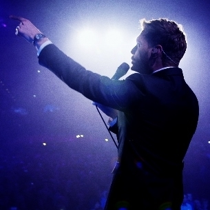 Michael Buble : Tour Stop 148 Ely Cinema tickets available on the door