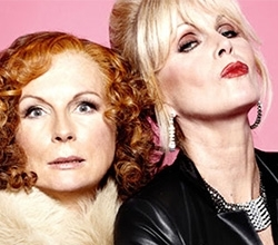 Ely Cinema: Absolutely Fabulous (15) tickets on the door from 7pm